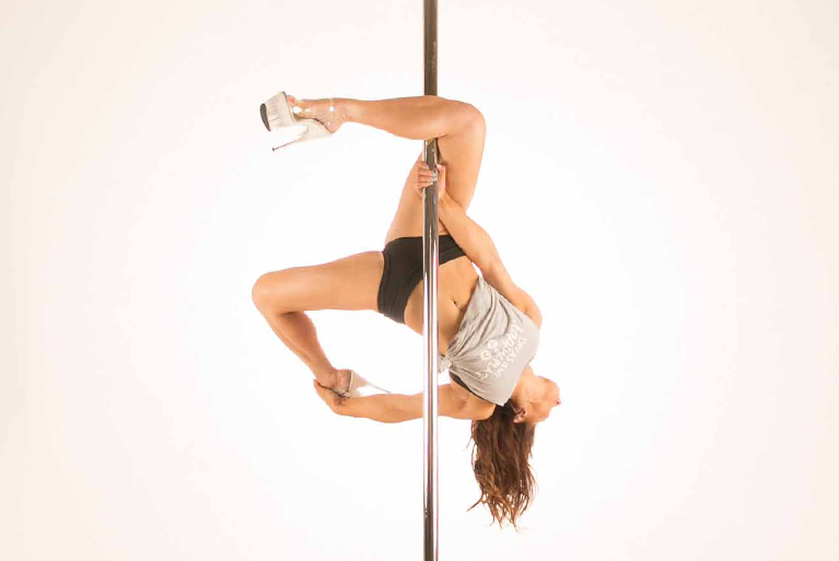 Advanced 2 Spin Pole Pole Divas