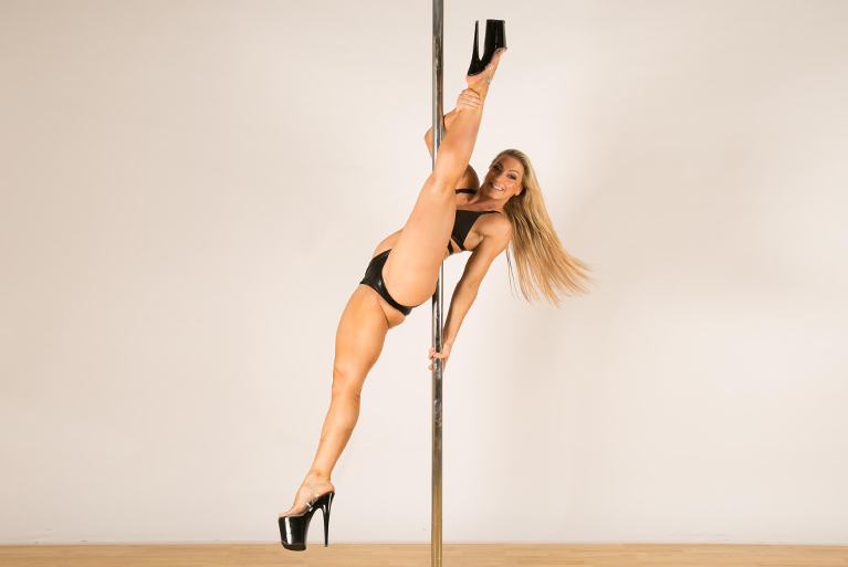 Advanced 3 Spin Pole Divas