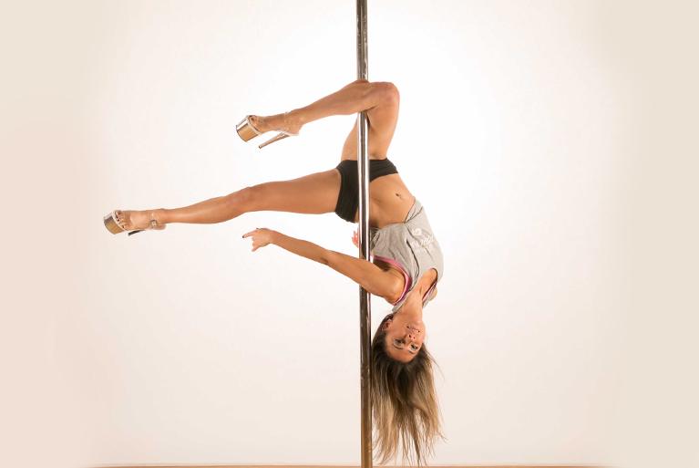 Intermediate Spin Pole Divas