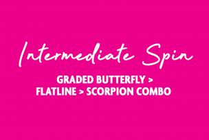INTER SPIN BUTTERFLY FLATLINE SCORPION COMBO