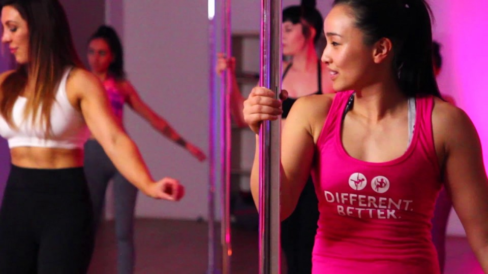 Have fun and get fit at Pole Divas!